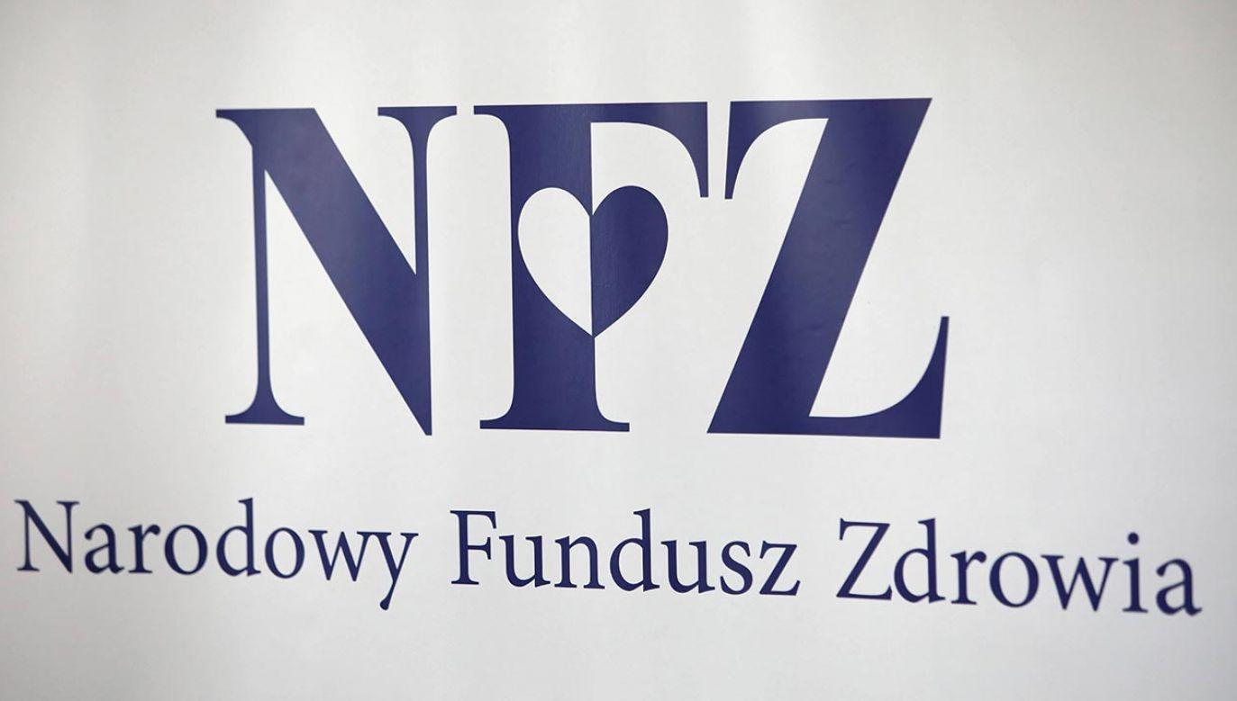 NFZ opublikuje informację po przeprowadzeniu tej kontroli (fot. PAP/Leszek Szymański)