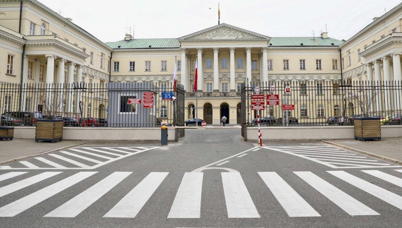 Müller odniósł się do rzeczniczki ratusza ws. odpowiedzi na temat zmian legislacyjnych (fot. arch.PAP/Tomasz Gzell)