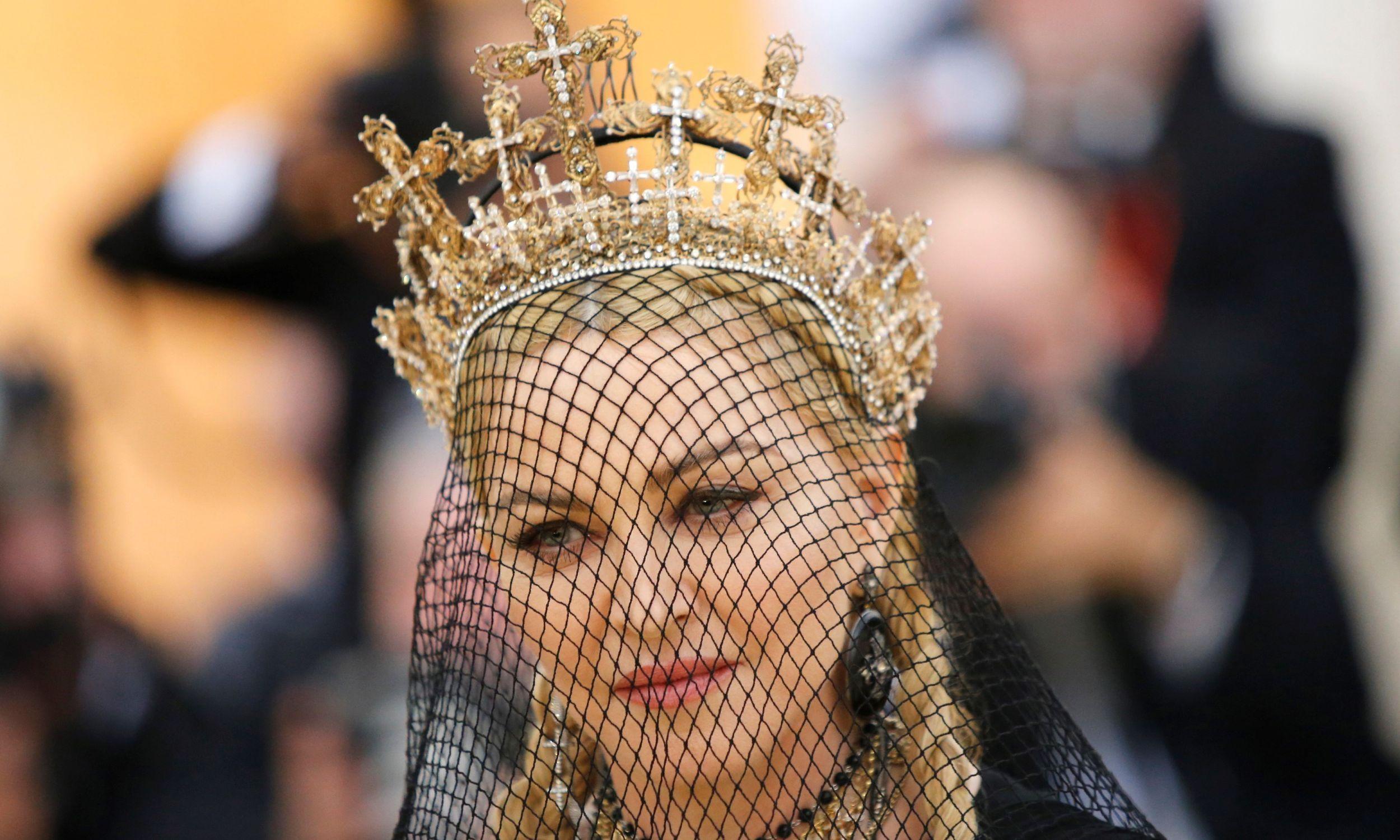 Madonna. Fot. REUTERS/Eduardo Munoz