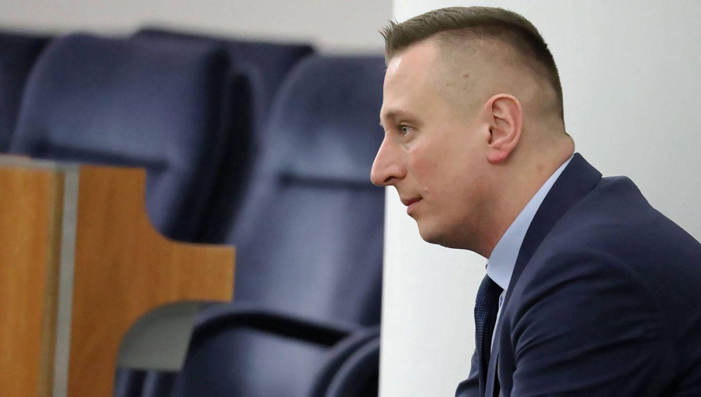 """""""Krzysztof Brejza przyznaje, że Kasy Stefczyka nie łączyły z Amber Gold żadne relacje biznesowe"""" – głosi fragment oświadczenia (fot. arch.PAP/Tomasz Gzell)"""