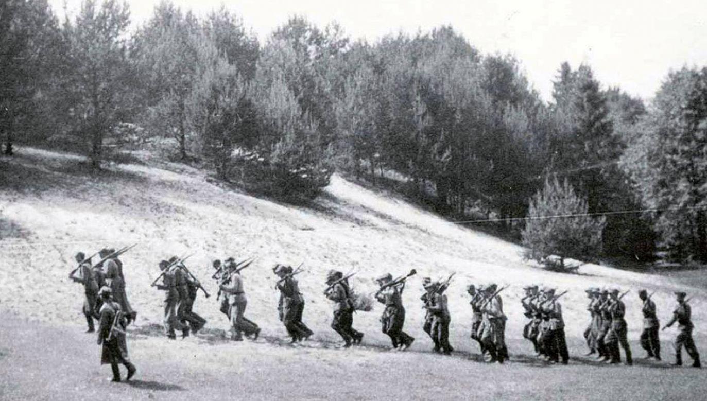 Republika Pińczowska utrzymała się kilkanaście dni (fot. IPN)