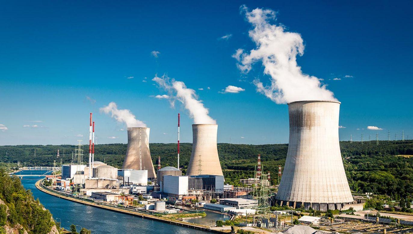 Tweet dotyczy rozwoju energetyki jądrowej (fot. Shutterstock/engel.ac, zdjęcie ilustracyjne)