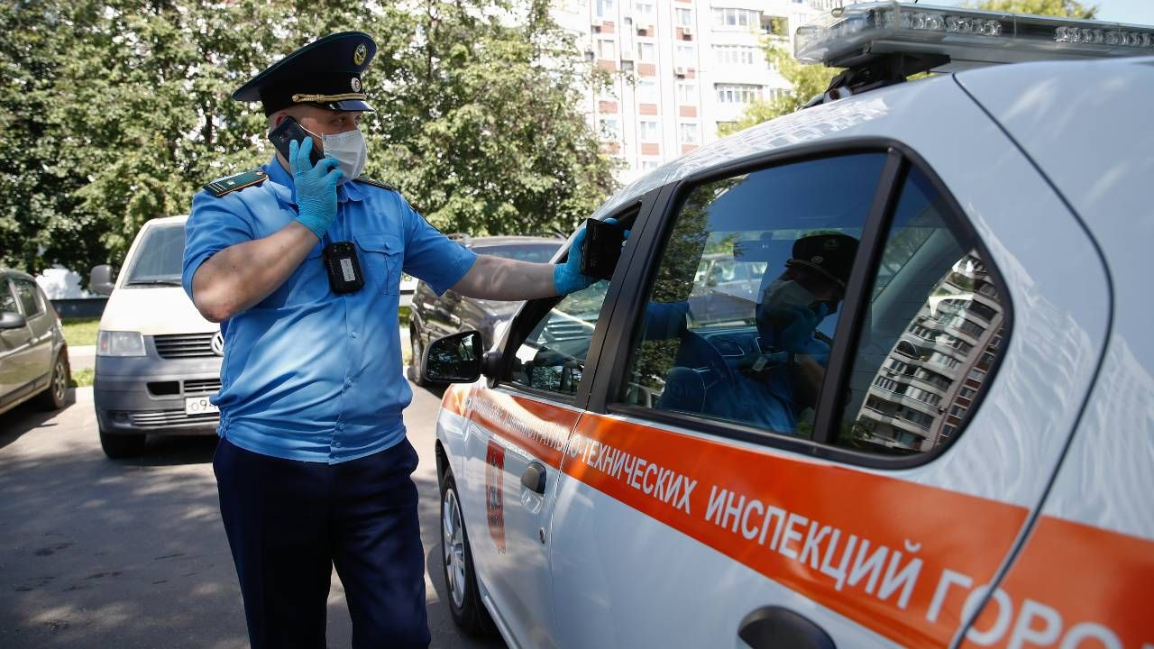 Napastnik jest poszukiwany (fot. Artyom Geodakyan\TASS via Getty Images)