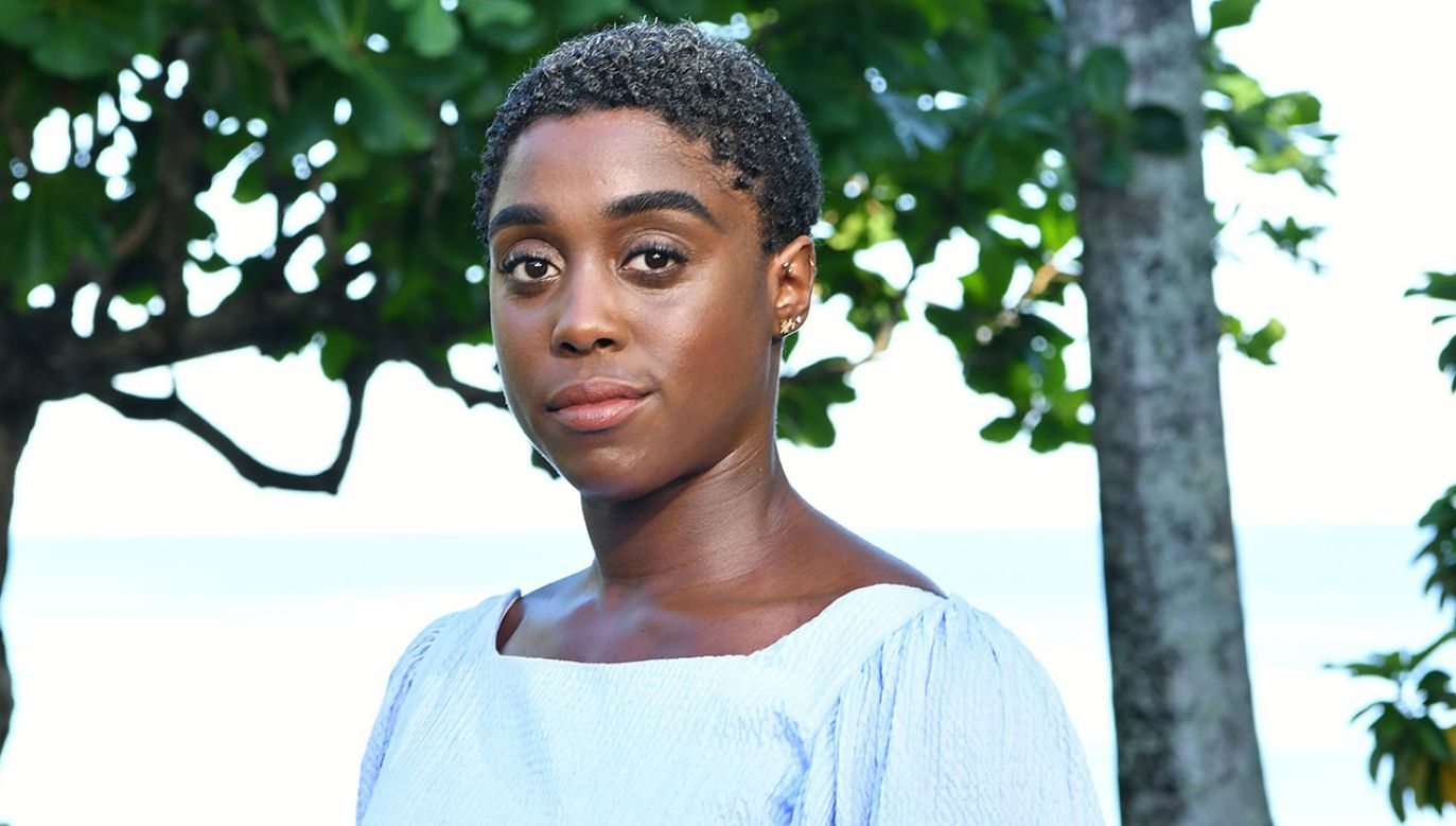 "Lashana Lynch znana jest m.in. z tegorocznej produkcji ""Kapitan Marvel"", gdzie zagrała pilot Marię Rambeau (fot. Slaven Vlasic/Getty Images for Metro Goldwyn Mayer Pictures)"