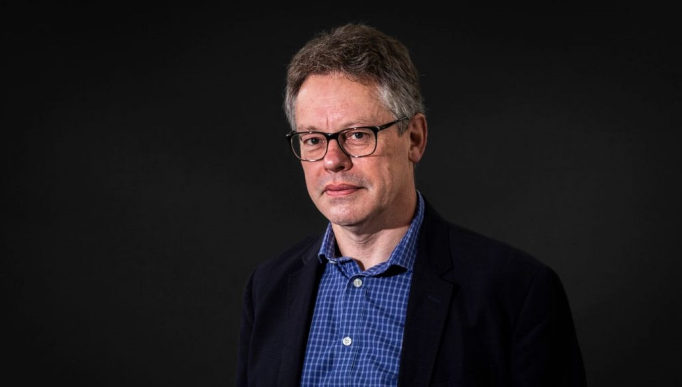W swojej książce Dermot Turing podkreślał rolę Polaków w złamaniu kodu Enigmy (fot. Simone Padovani/Awakening/Getty Images)