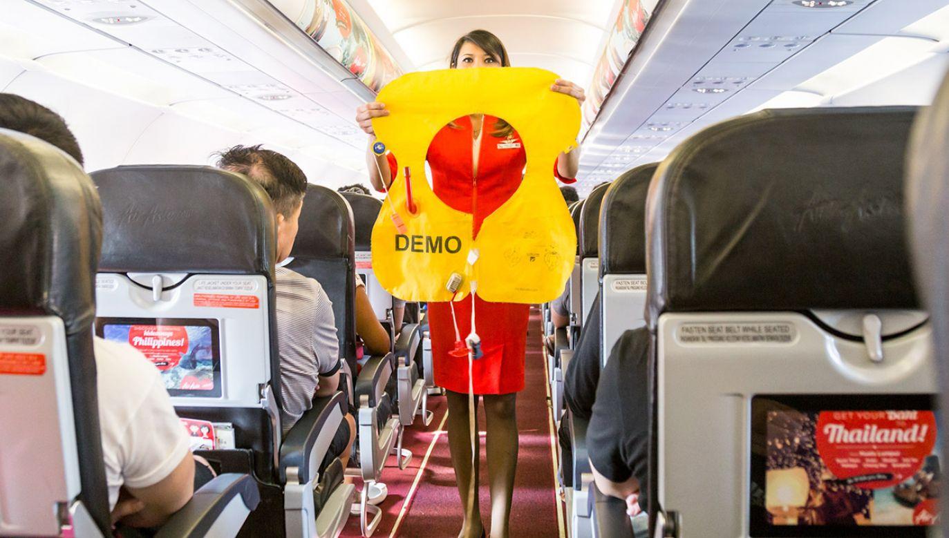 Malaysia Airlines mają ostre wymagania dla stewardes w kwestii wagi (fot. Shutterstock/ThamKC)
