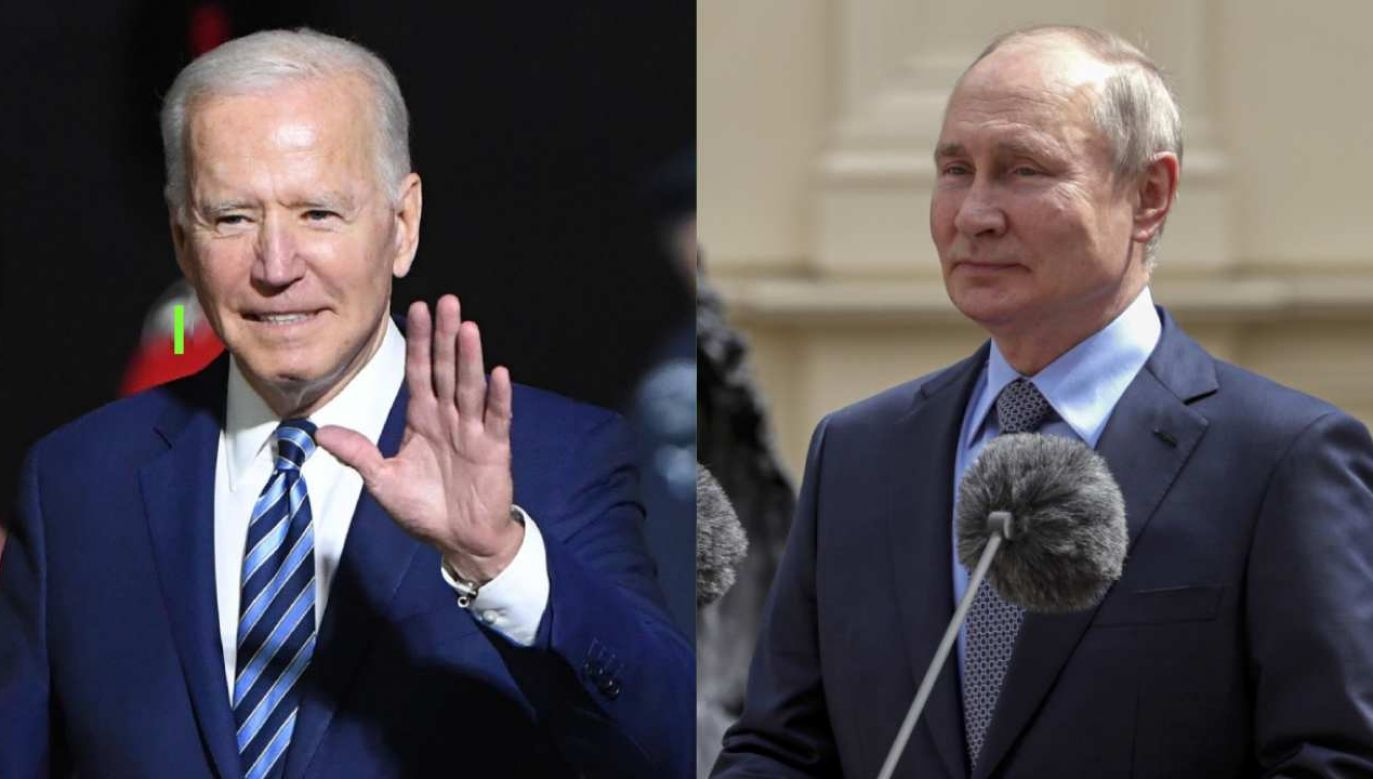 Prezydenci USA i Rosji mają się spotkać 16 czerwca w Genewie (fot. PAP/EPA/NEIL HALL/MIKHAIL METZEL / SPUTNIK / KREMLIN )