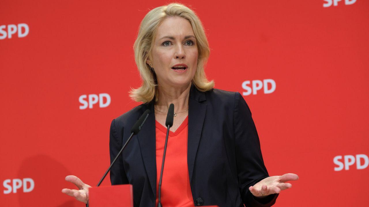 Manuela Schwesig (fot. Sean Gallup/Getty Images)