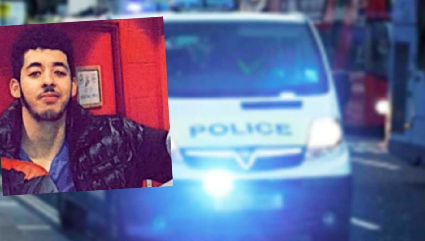 Salman Abedi wydał się ochroniarzowi podejrzany (fot. Police.uk)