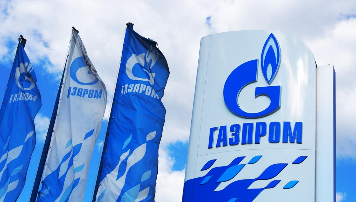 Korzyści z podwyżek odniosą koncerny energetyczne, takie jak Gazprom (fot. Igor Golovniov/SOPA Images/LightRocket via Getty Images)