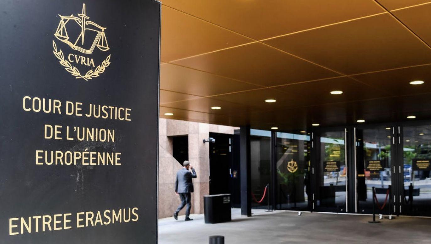 Opinia TSUE będzie odpowiedzią na pytanie prejudycjalne skierowane dwa lata temu do europejskiego trybunału przez NSA (fot. Geert Vanden Wijngaert/Bloomberg via Getty Images)