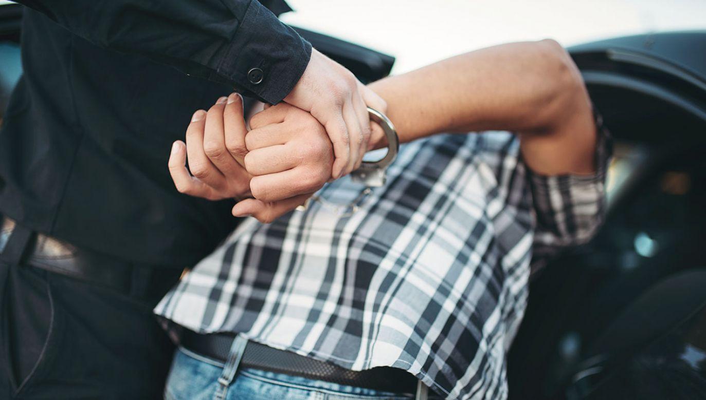 Skazany nie zamierzał stawić się do zakładu karnego i przez pół roku ukrywał się za granicami Polski (fot. Shutterstock/Nomad_Soul, zdjęcie ilustracyjne)