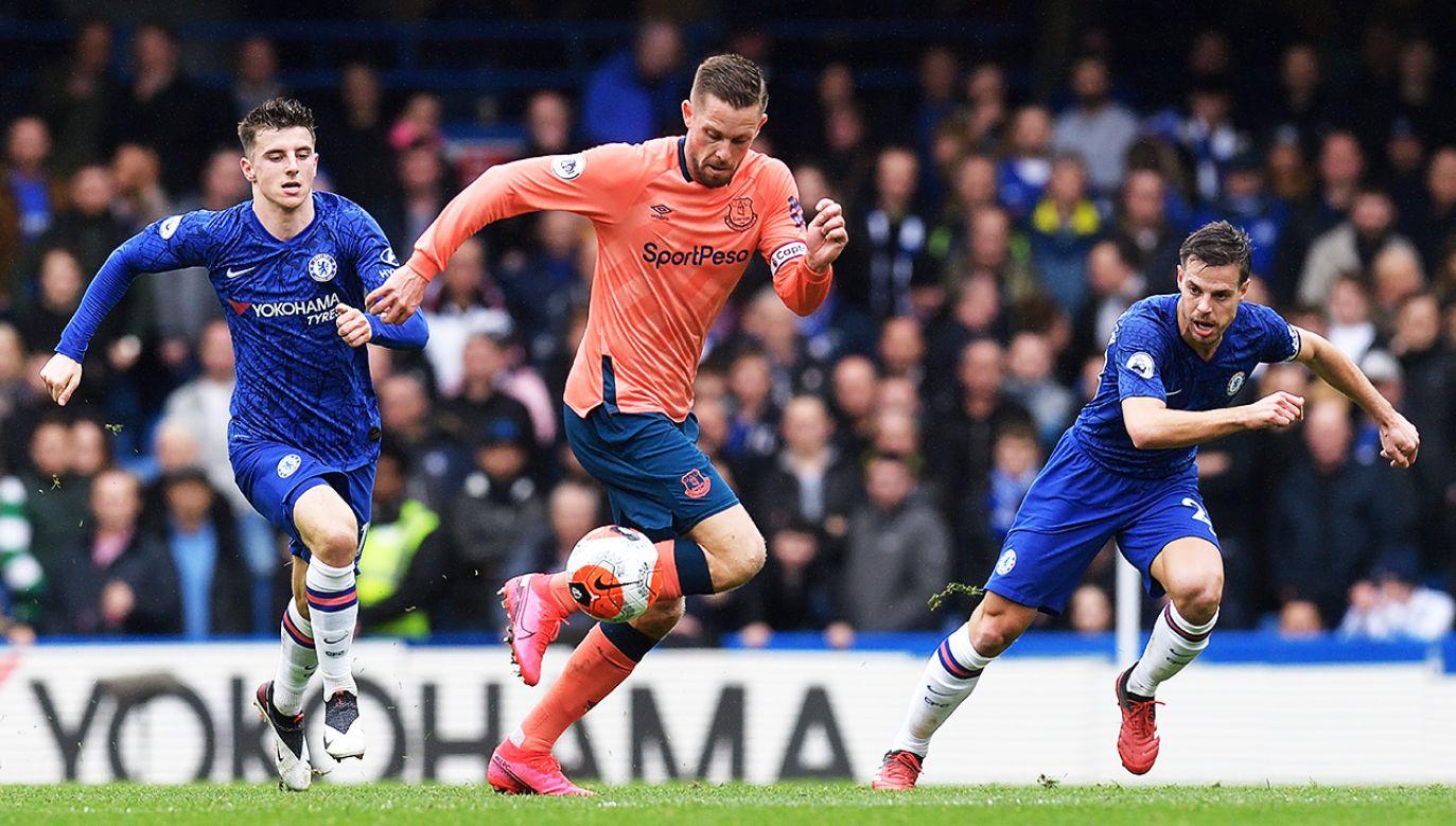 Kibice nie będą mogli oglądać z trybun meczów Premier League (fot. Tony McArdle/Everton FC via Getty Images)