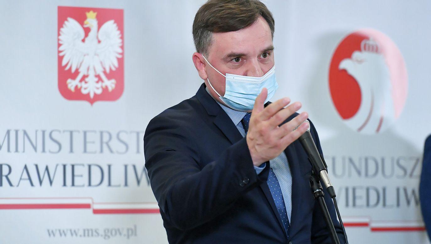 Na rozmaite urządzenia przeznaczył ponad 50 mln zł (fot. PAP/Piotr Nowak)