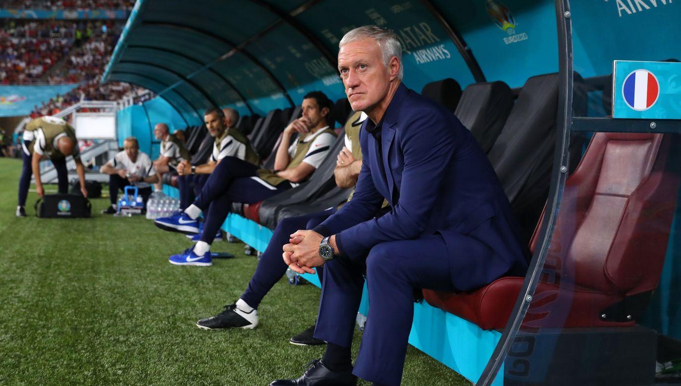Didier Deschamps (fot. Getty Images)