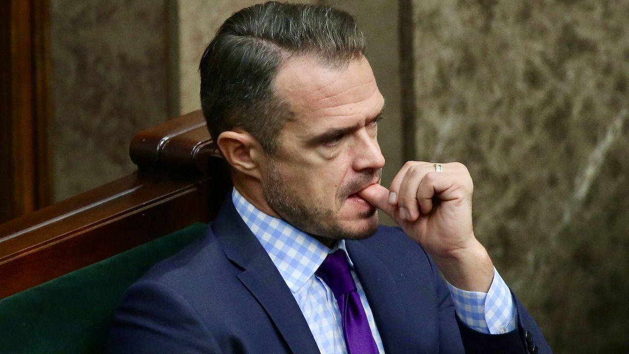 Polityk PO usłyszał już 17 zarzutów (fot. arch.PAP/Leszek Szymański)