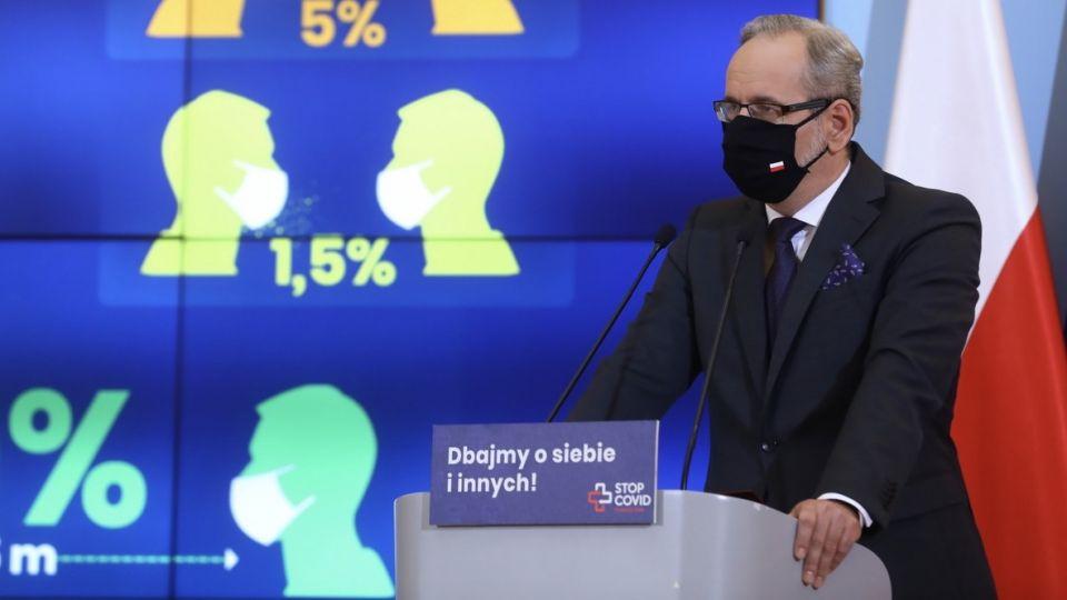 Konferencja premiera i ministra zdrowia. Nowe kroki w.walce z pandemią wieszwiecej - tvp.info