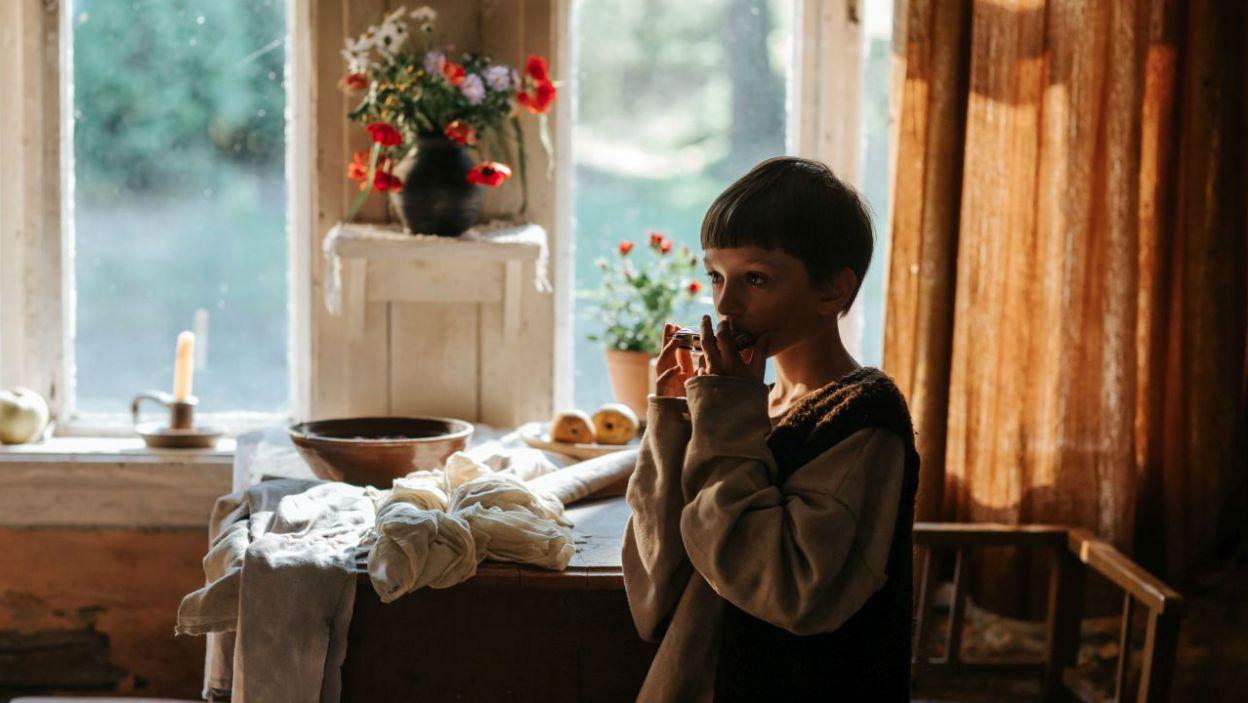 Małego Mietka zagrał Cyprian Grabowski (fot. materiały prasowe)