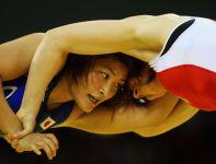 Kaori Icho i Alena Kartaszowa (fot. Getty Images)