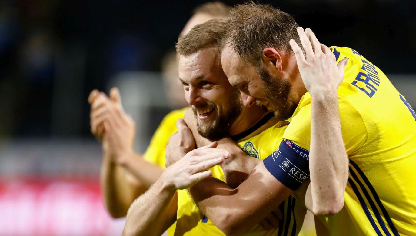 Sebastian Larsson i Andreas Granqvist pomogą Szwecji na Euro (fot. Getty)