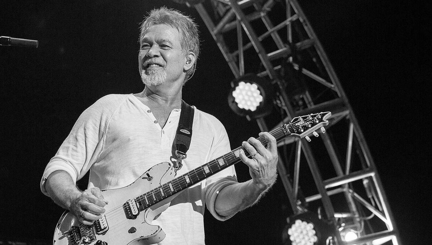 Eddie Van Halen miał 65 lat (fot. Daniel Knighton/Getty Images)