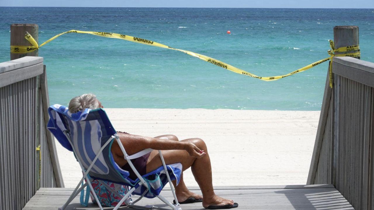 Wyniki wykazały m.in. że mieszkańcy Teksasku zwiększyli aktywność fizyczną (fot. Joe Raedle/Getty Images)