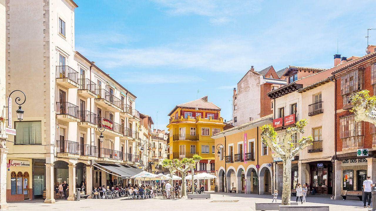 Wiadomość podały władze miasta Aranda de Duero (fot. Shutterstock; milosk50)