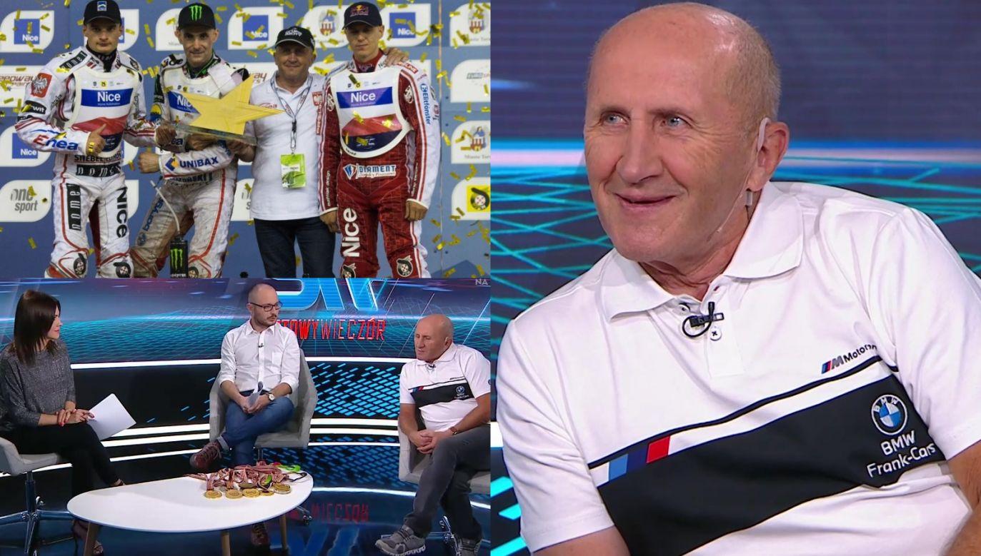 Marek Cieślak (fot. TVP/PAP)