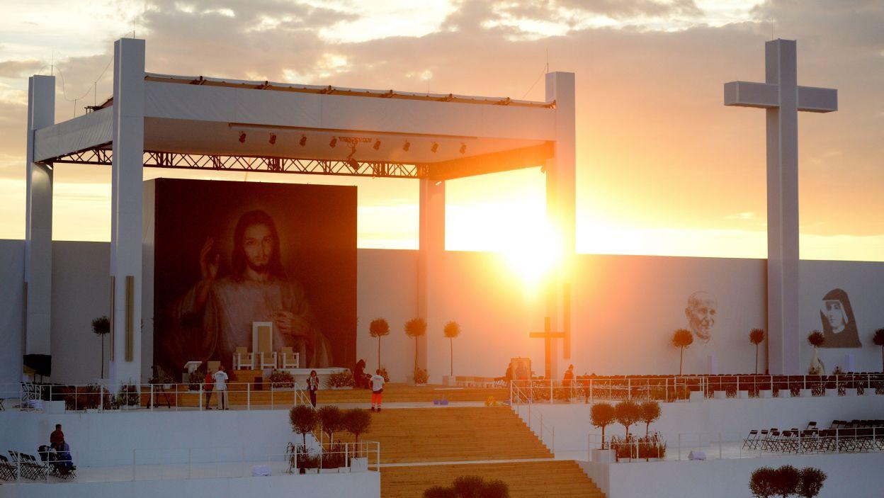 Wschód słońca (fot. PAP)