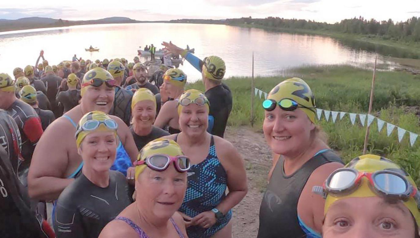 Zawody rozgrywane są od 2011 roku w drugi weekend lipca (fot. Swim The Arctic Circle 2019)