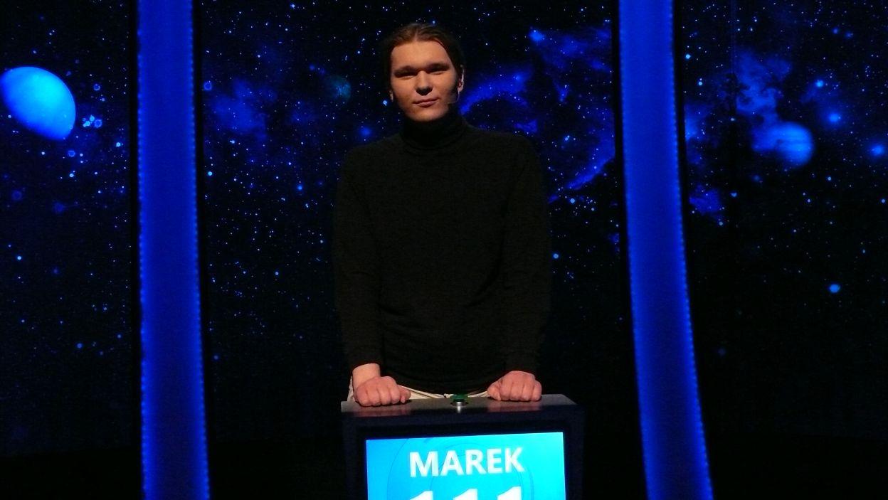 Zwycięzcą 2 odcinka 117 edycji został Pan Marek Kawka