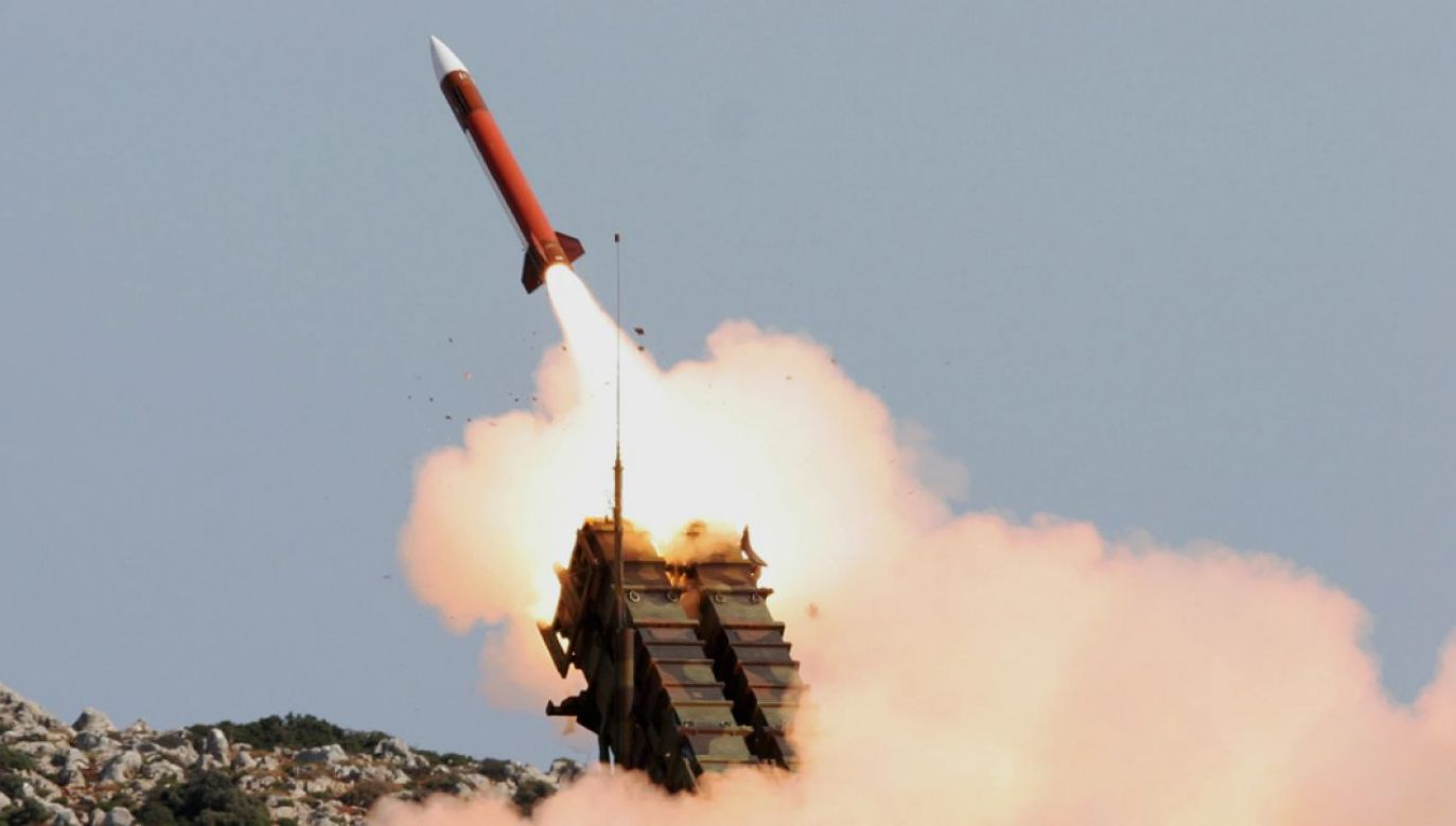 Uruchomienie zdolności bojowych tarczy nastąpi nie wcześniej niż w 2022 roku (fot. Peter Mueller/Bundeswehr via Getty Images)