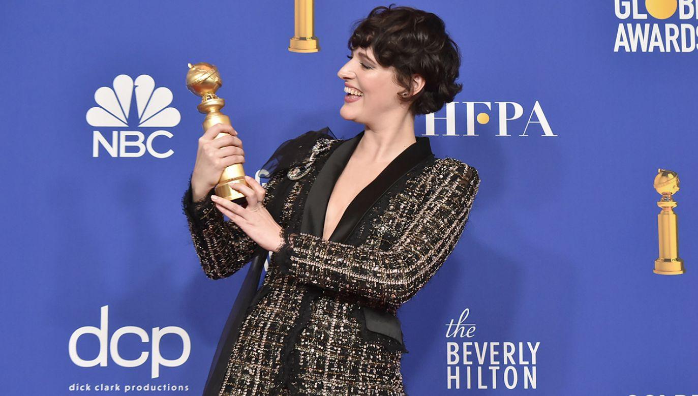 """Phoebe Waller-Bridge została wielokrotnie nagrodzona za główną rolę w serialu """"Fleabag"""" (fot. David Crotty/Patrick McMullan via Getty Images)"""