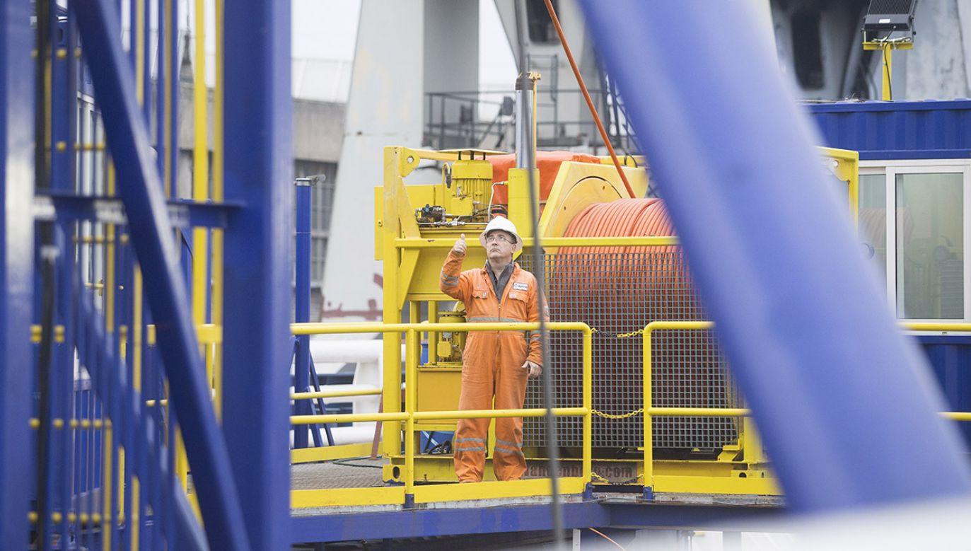 Orlen inwestuje w farmę wiatrową na Bałtyku. (fot. Materiały prasowe)