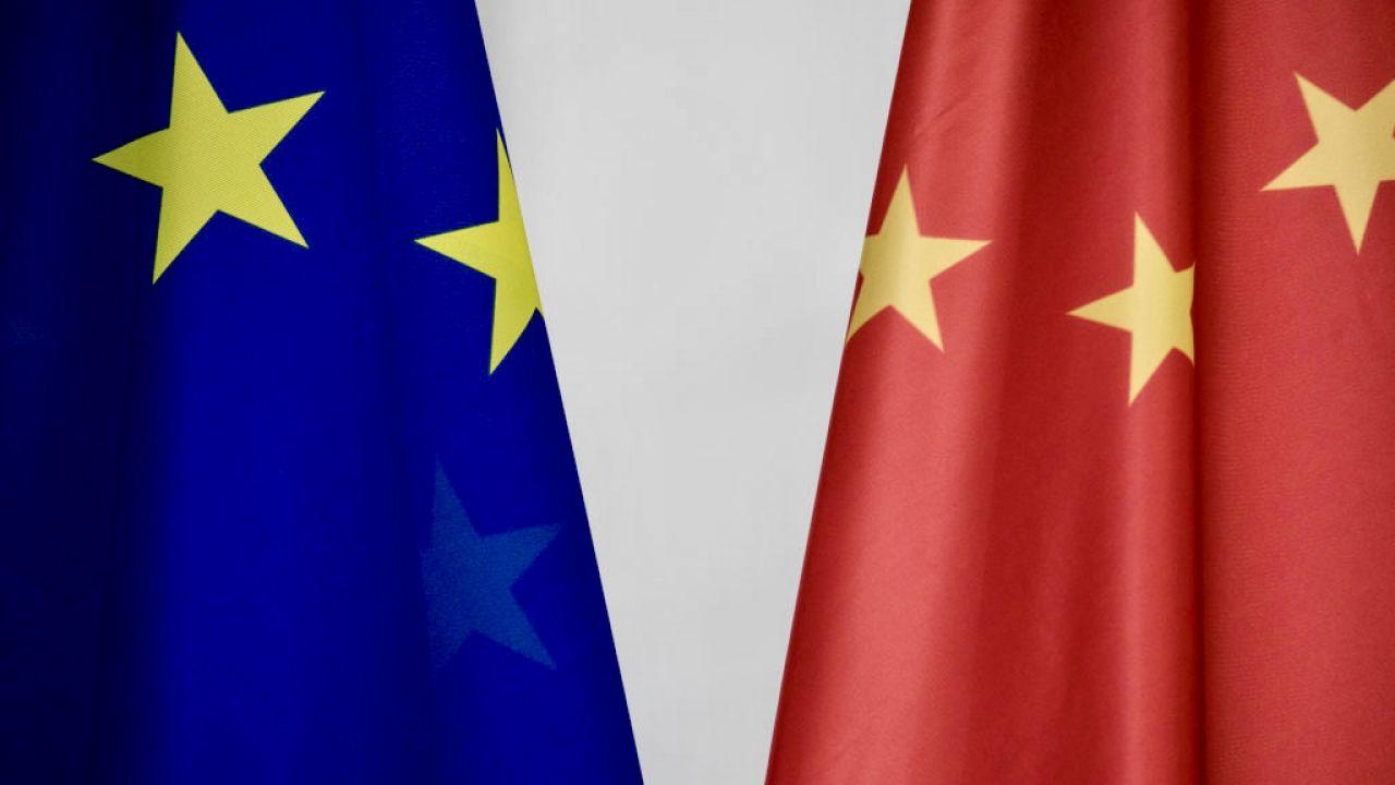 W marcu UE zdecydowała o nałożeniu na Chiny sankcji za łamanie praw człowieka wobec Ujgurów (fot. F.Gaertner/Photothek/Getty Images)