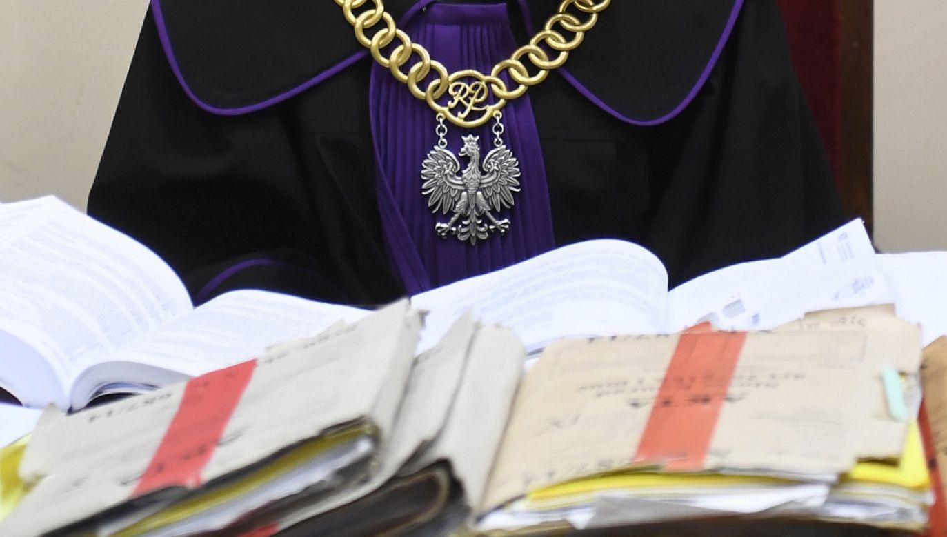 Reforma wymiaru sprawiedliwości była obietnicą wyborczą PiS-u (fot. arch.PAP/Marcin Gadomski)