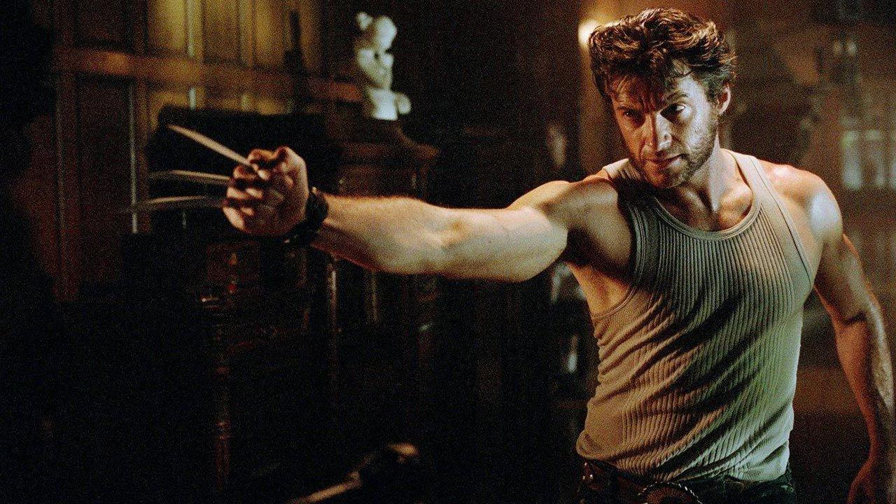 Hugh Jackman wcielił się w superbohatera Wolverina (fot. PAP/DPA)
