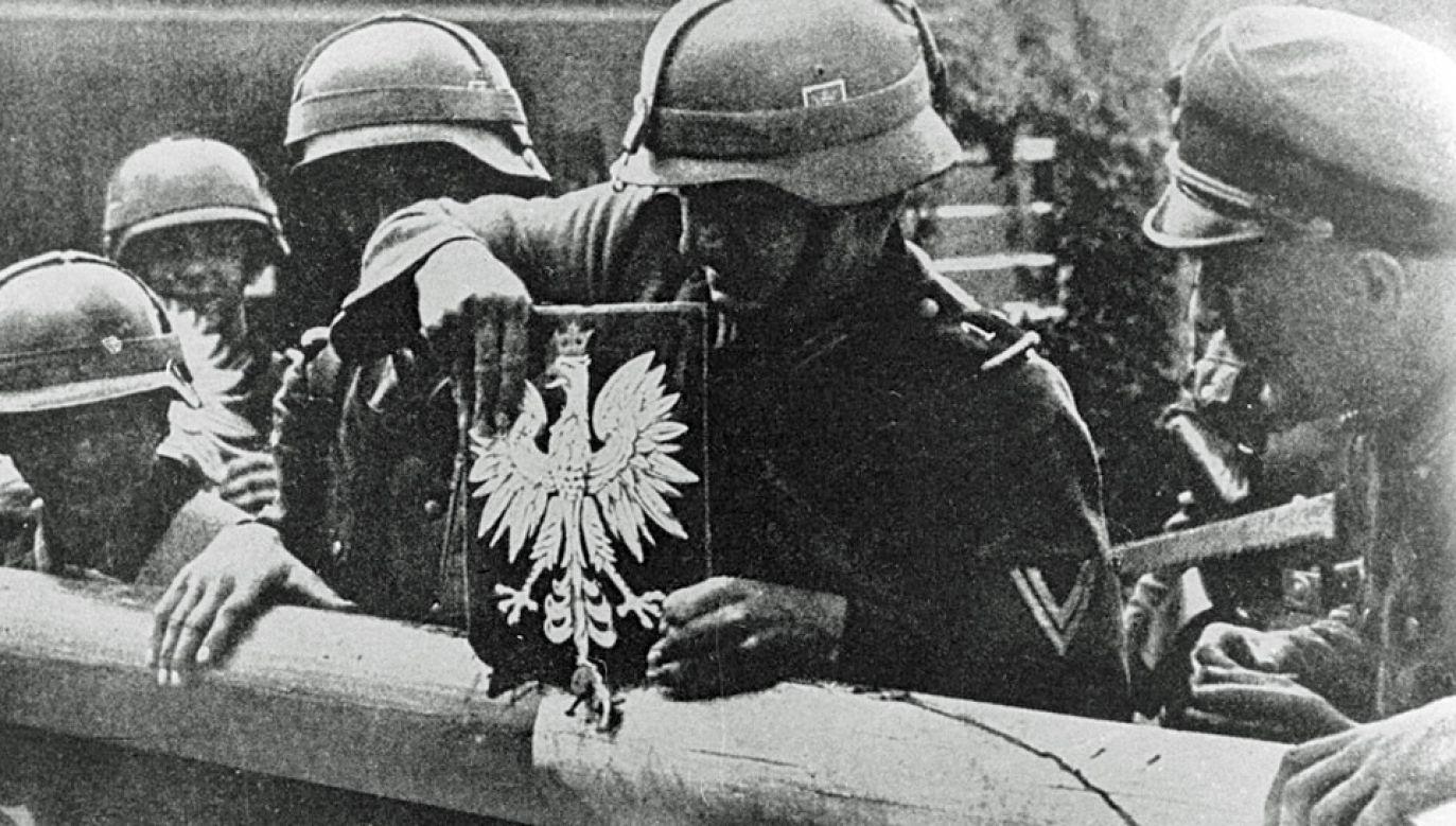 Na świecie zapomina się, że II wojna światowa rozpoczęła się od agresji Niemiec na Polskę (fot. Wiki/Hans Sönnke)